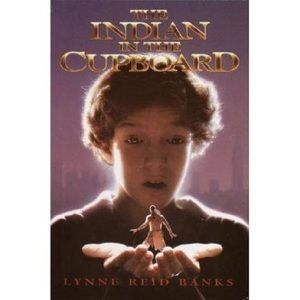 VHS tape the Indian in the cupboard